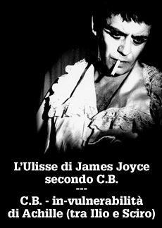 l'Ulisse di James Joyce secondo Carmelo Bene