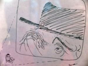Fellini visto da Scola